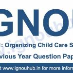 Ignou ACC 1 Question Papers