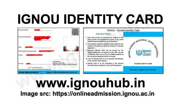 IGNOU Identity Card - How to download IGNOU ID card online?
