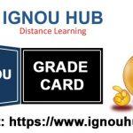 Grade Card IGNOU Status result