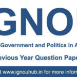 IGNOU EPS 8 Question Papers