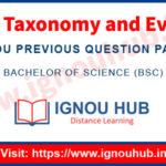 IGNOU LSE 7 Question Paper