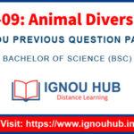 IGNOU LSE 9 Question Paper